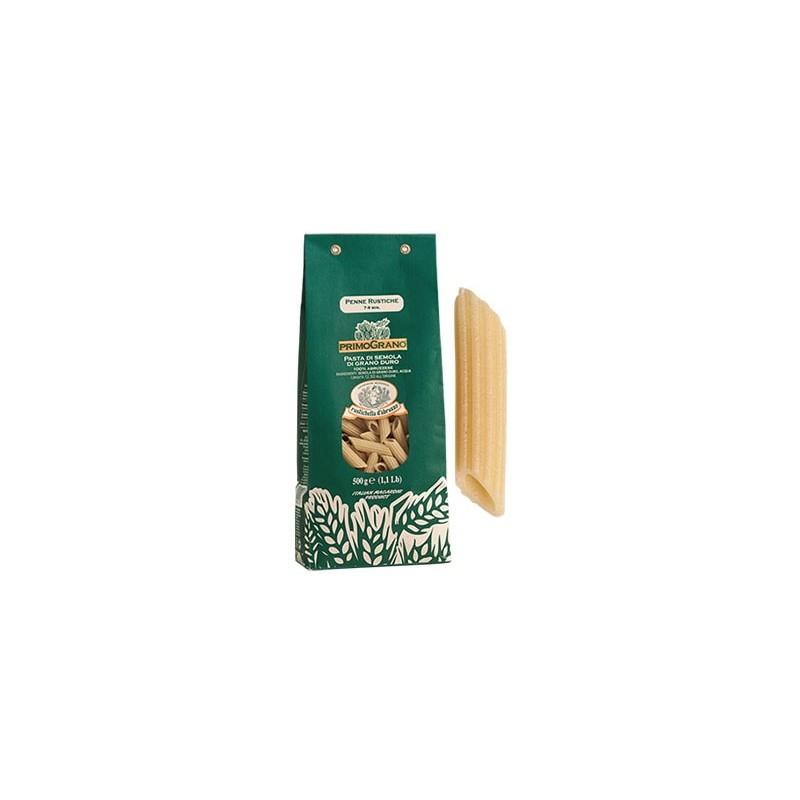 Penne Rustiche Primo Grano - Rustichella d'Abruzzo