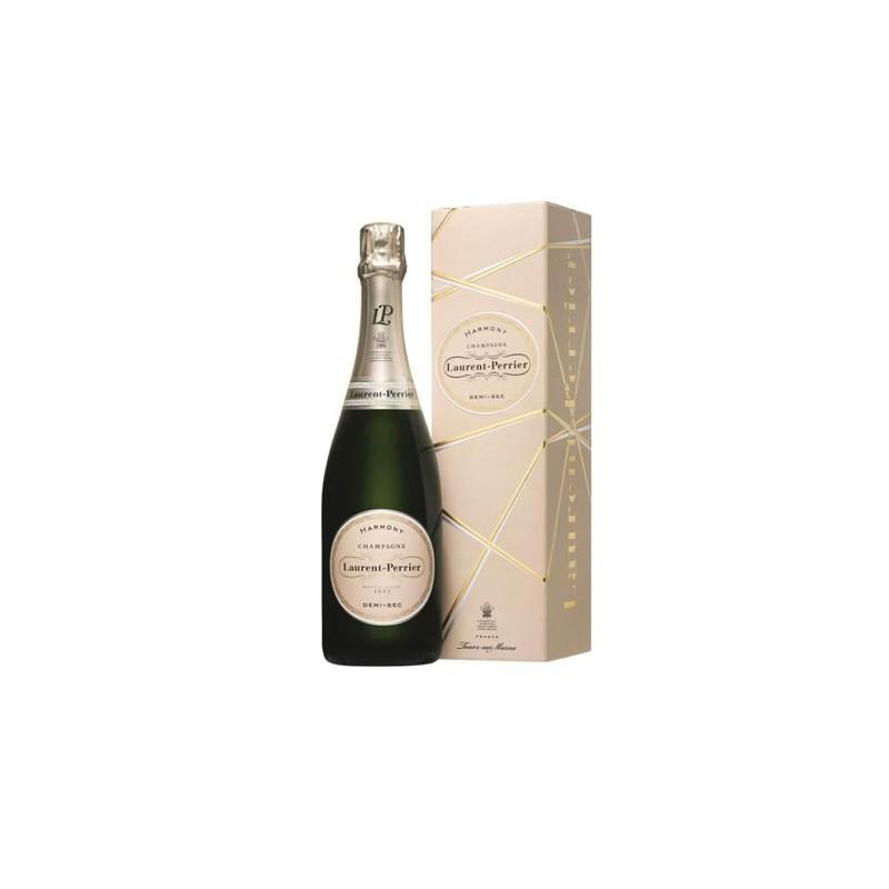 """Harmony"" Champagne Demi-Sec - Laurent Perrier"