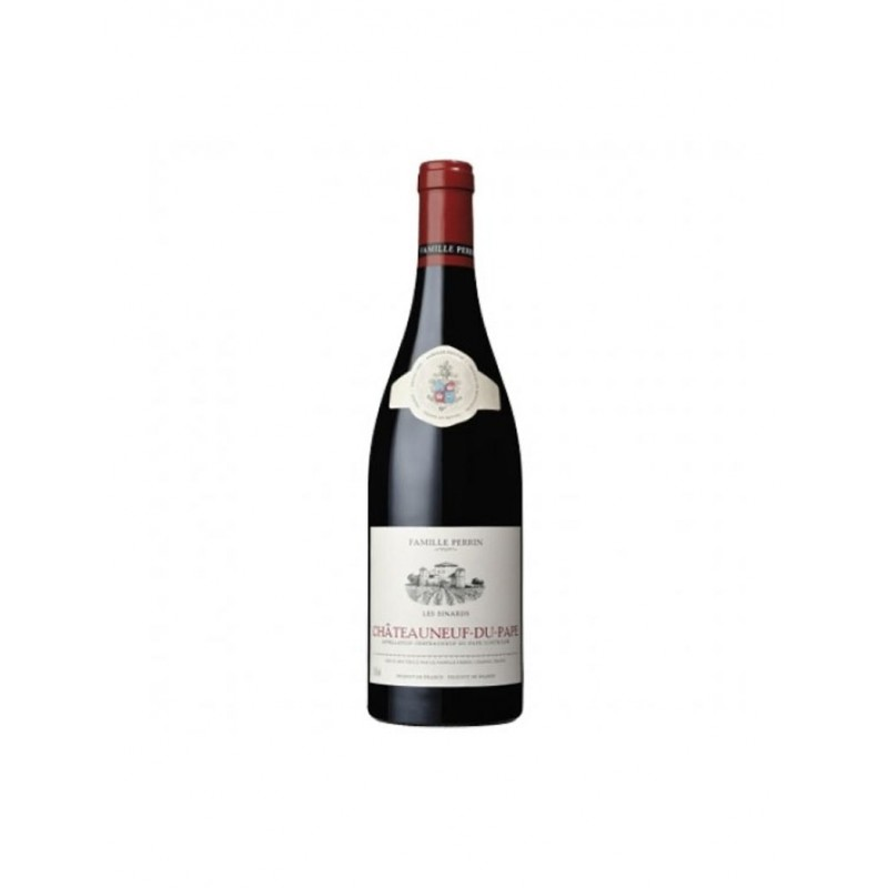 """""""Sinards"""" Châteauneuf du Pape Rouge 2013 - Famille Perrin"""
