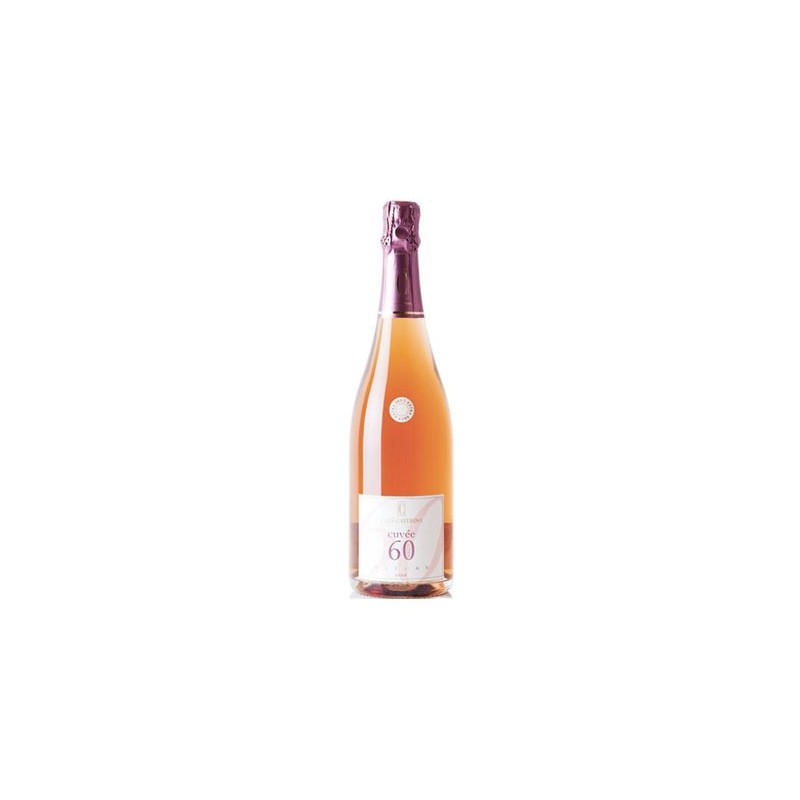 Cuvée 60 Rosé Nature 2015 - Casa Caterina
