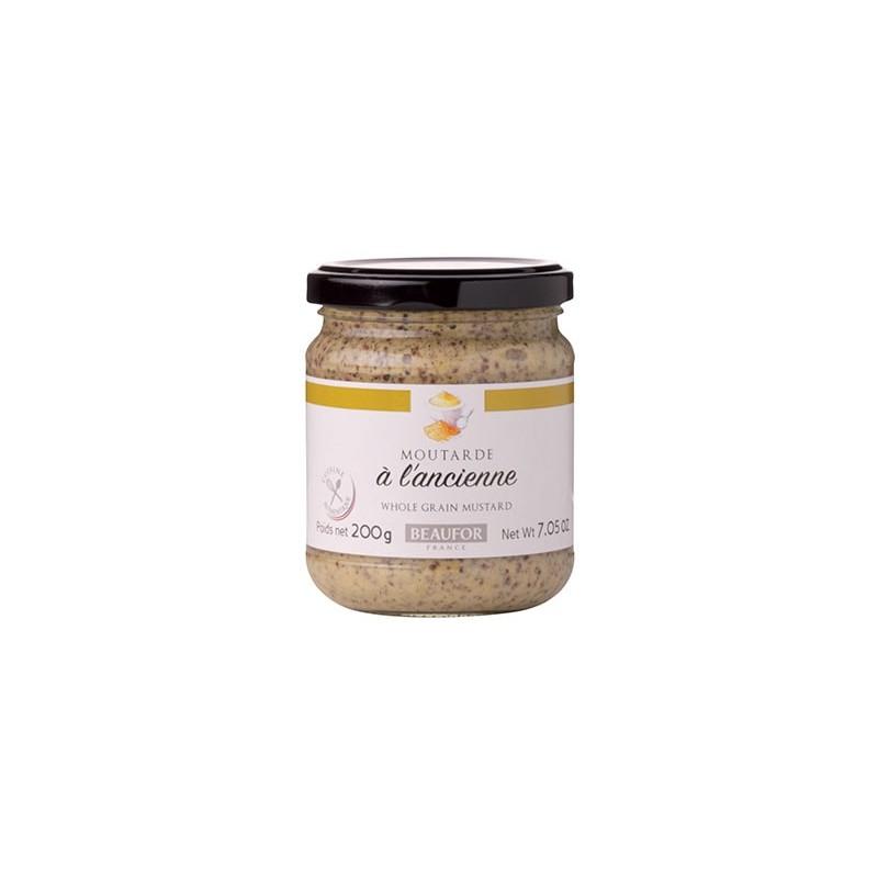 Senape rustica con grani - Beaufor