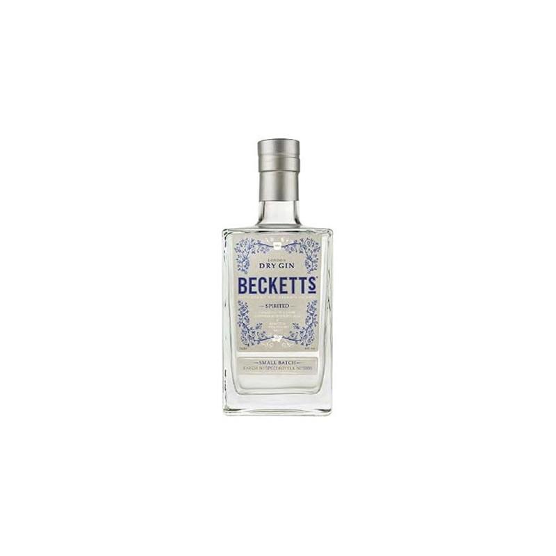 London Dry Gin Spirited - Beckett's