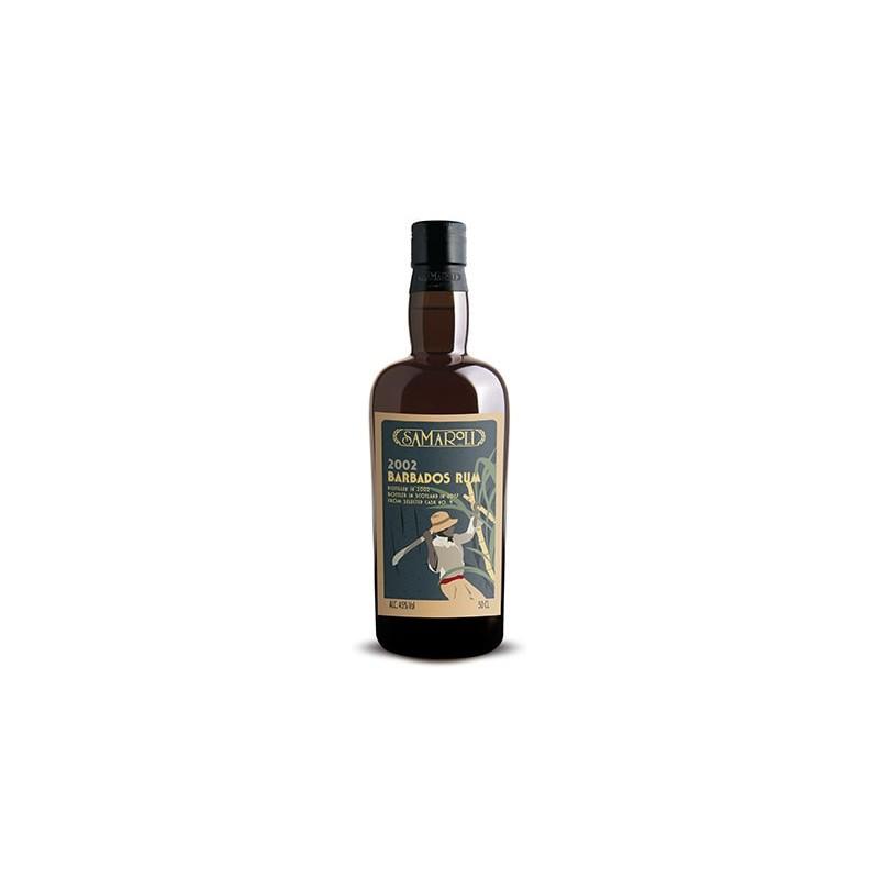 2002 Barbados - Rum - ed. 2017 - Samaroli