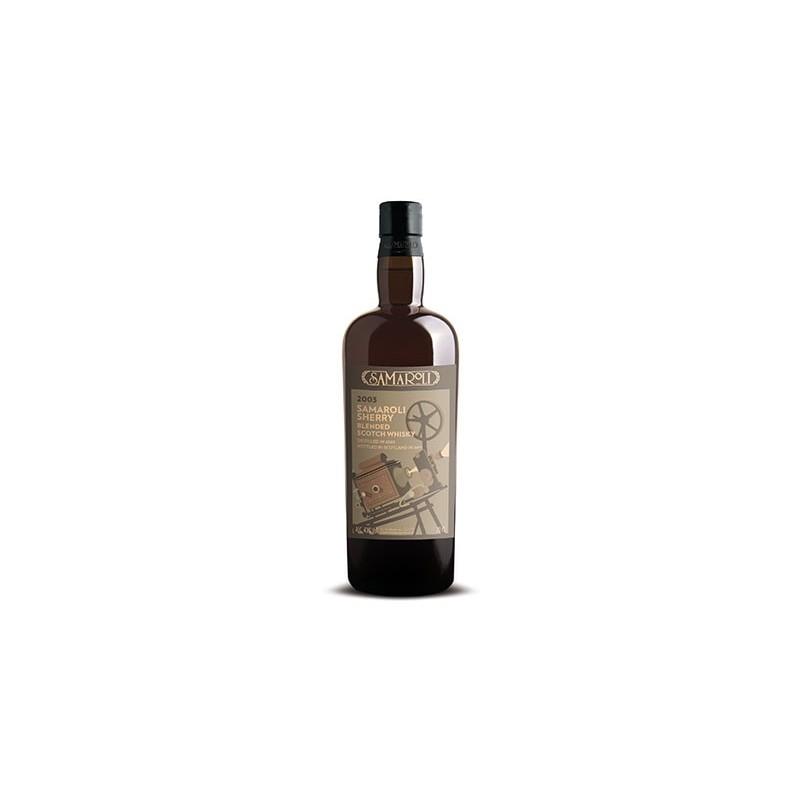 2003 Sherry - Blended Scotch Whisky - ed. 2017 - Samaroli