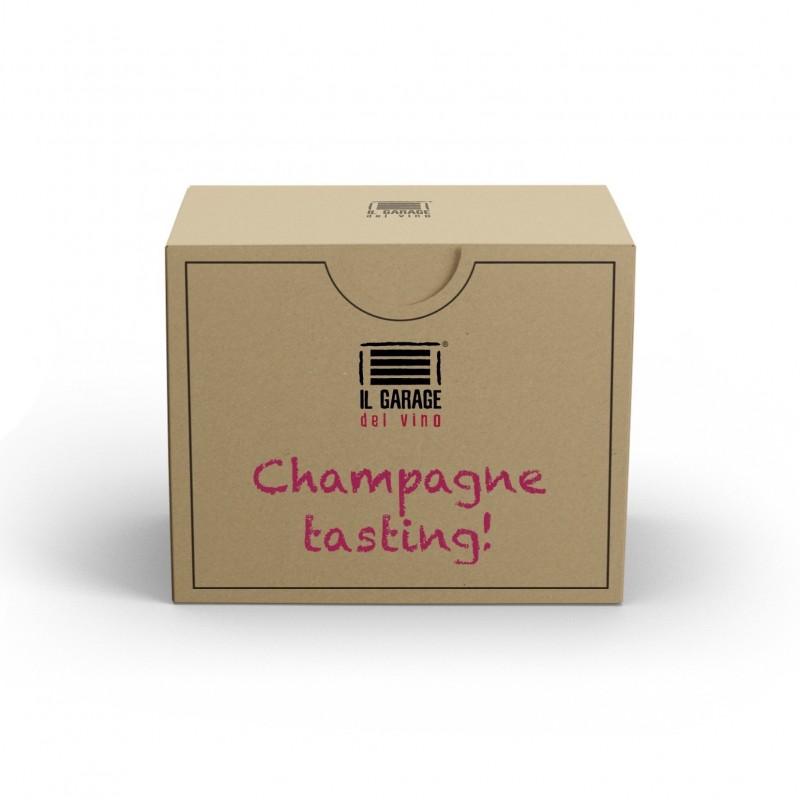 Champagne Tasting!