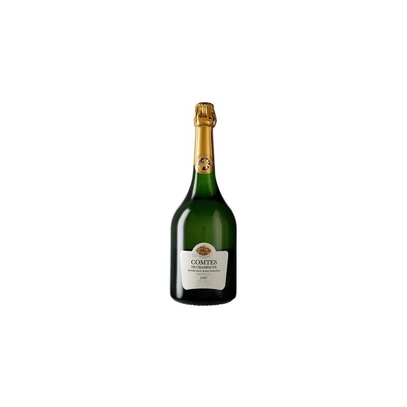 Comtes de Champagne Blanc de Blancs 2007 magnum - Taittinger