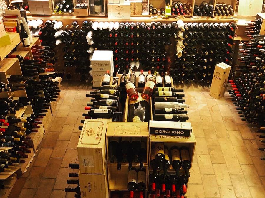 Redazione Carta dei vini